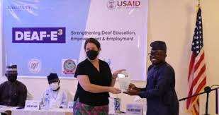 USAID Launches New Activity For Deaf In Nigeria
