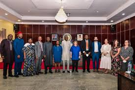World Leaders Join EFCC To Launch Of Strategic Plan To Improve Performance