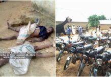 Shiroro Local Hunters Raid 'Riverside' Community, Kill 47 Niger Bandits