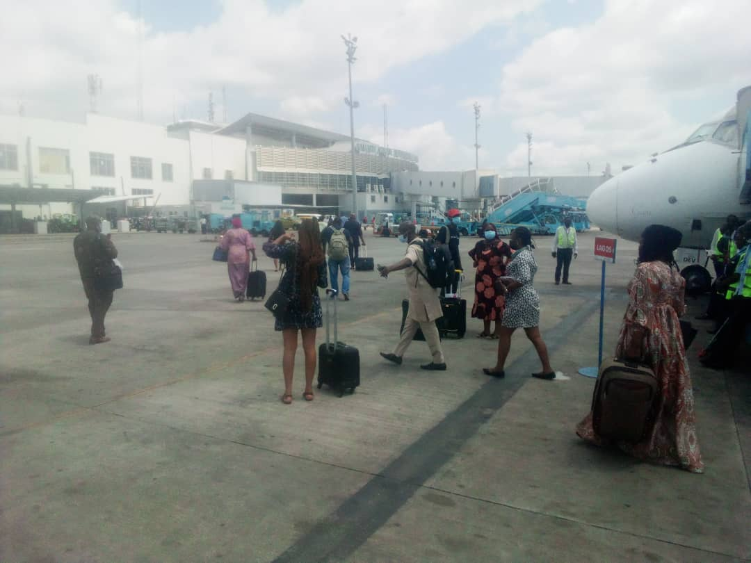 Exclusive: Passengers Panic As Abuja Airport Is Closed Mid-Air For Presidential Movement; Dana, Ibom, Max Air, United Airline Others Affected