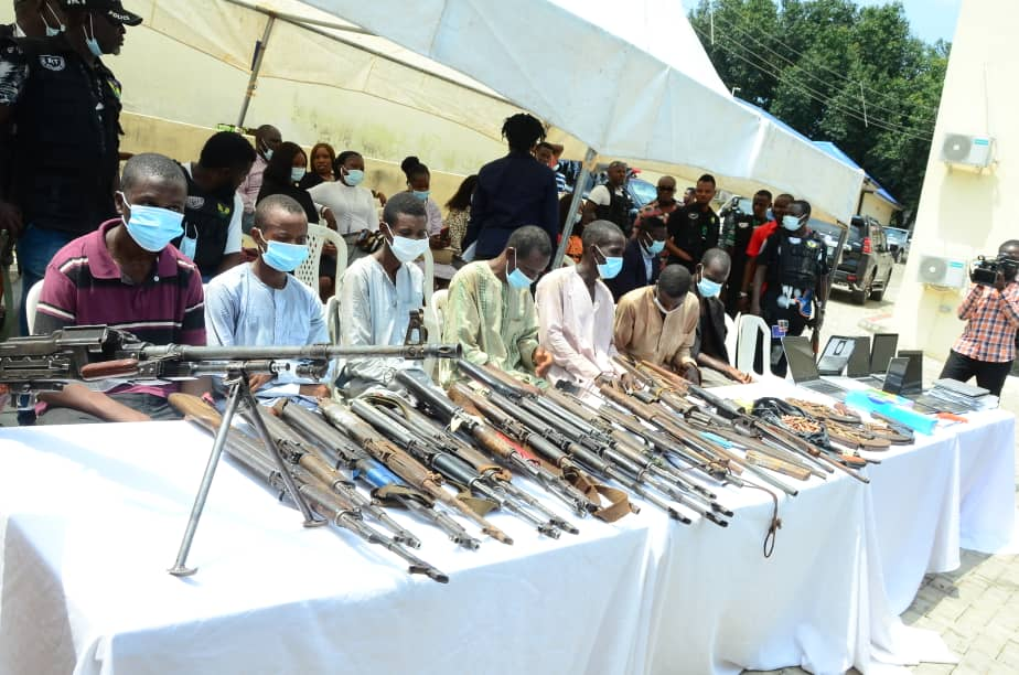 Police Arrest Man Who Lured His Cousin To Kidnappers; Nab 2 Abductors Of Catholic Priest, 45 Other Criminal Suspects