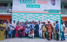 Lagos4Lagos Nominee For APC State Chairman Meets With LGA executives As Deliberations On State Congress Intensifies