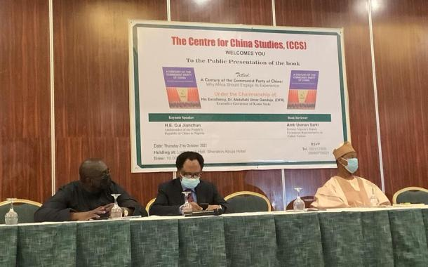 Chinese Envoy Advises Political Parties In Nigeria To Learn From Communist Party Of China
