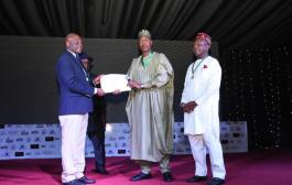 Zulum Bags Fellowship Of Architects Institute