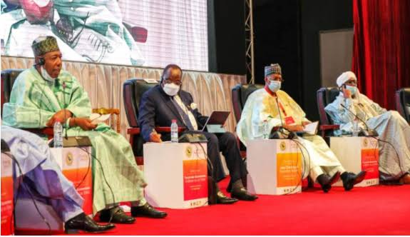 Regional Security: Zulum, 7 Other Lake Chad Governors Meet In Cameroon