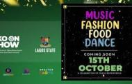 "Lagos To Celebrate Nigeria's Independence With ""Eko On Show"" Festival"
