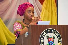 Lagos First Lady Bags Special Recognition Award Over Fight Against Sexual, Gender-based Violence