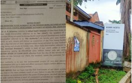 Landlord Threatens To Eject Osun Council From Office Building Over N1m Rent Debt; I Can't Talk On It, I'm Going To Church - Chairman