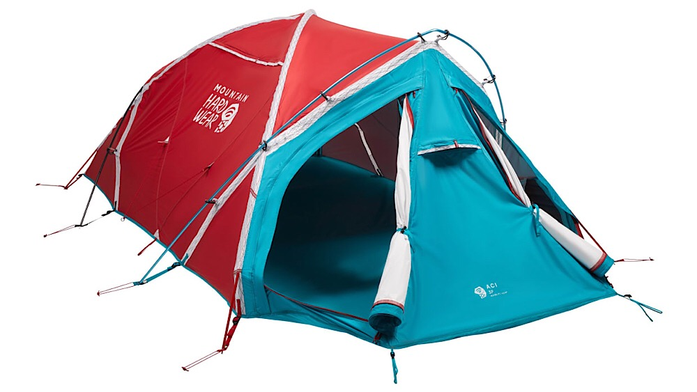 Mountain Hardwear tent