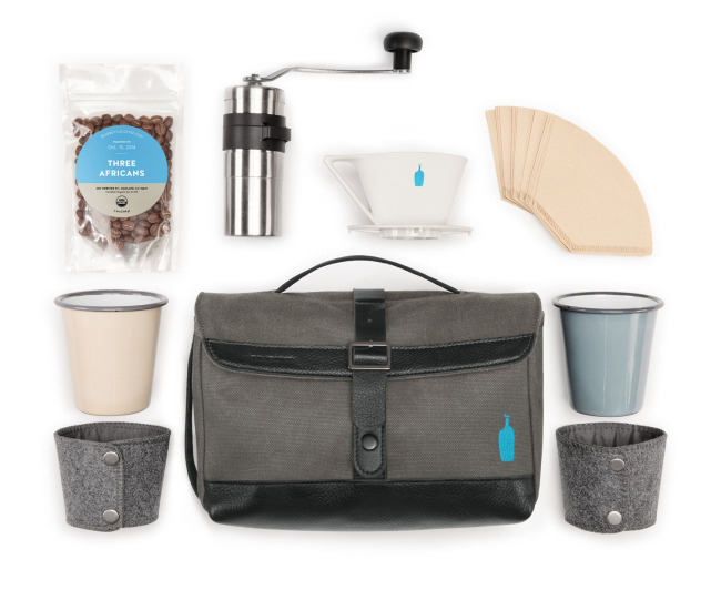 Travel Coffee Kit