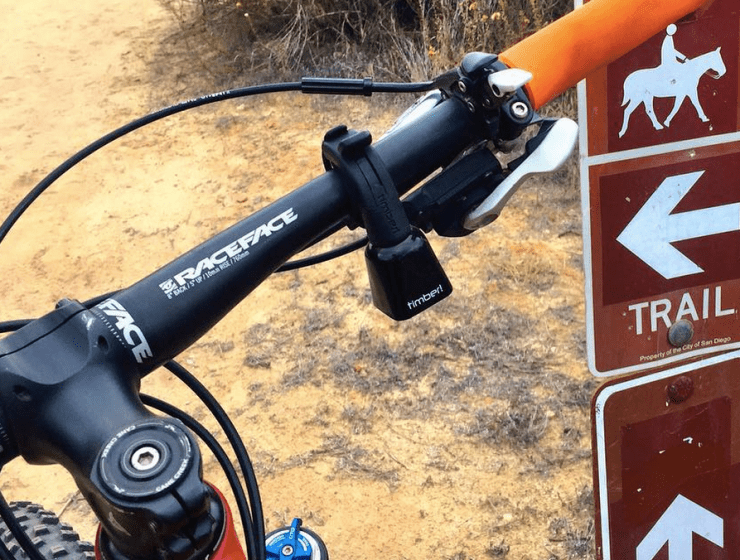 Timber Mountain Bike Bell