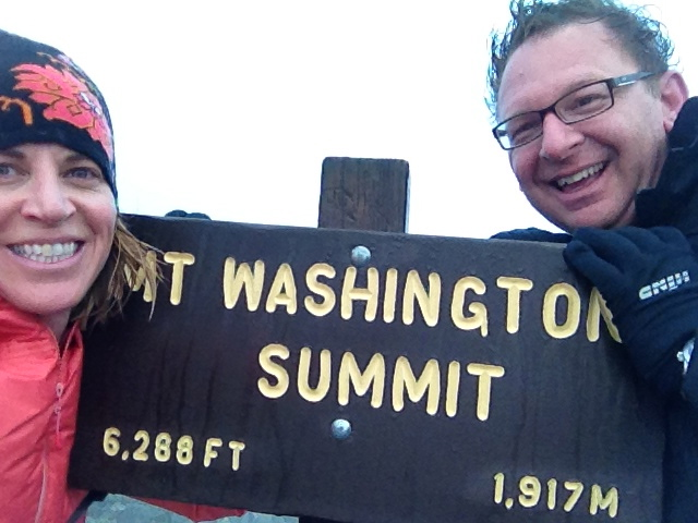 Mt Washington Summit