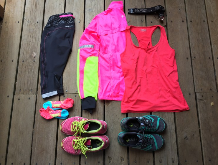 Fall running essentials