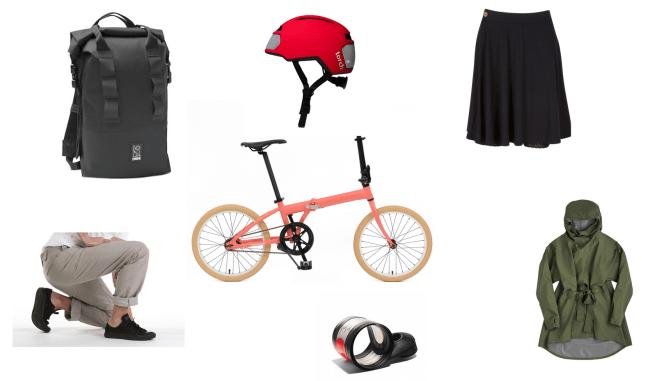 Bike Commute Essentials