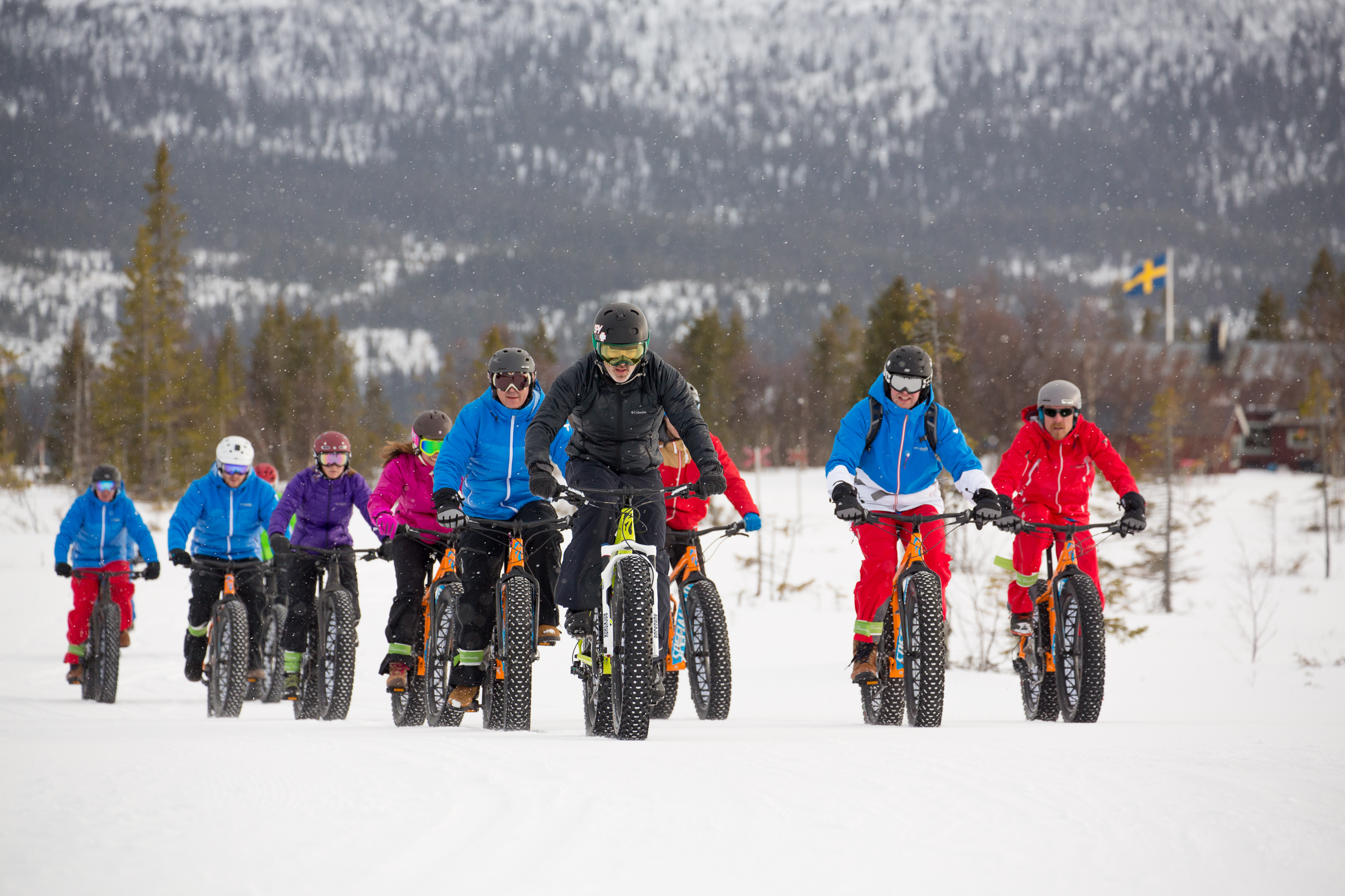 Fat Biking Sweden
