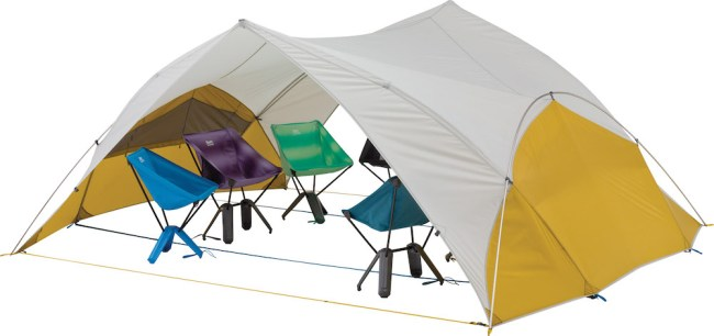 Arrowspace Shelter