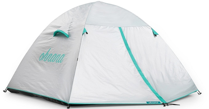 Blackout Tent Lets You Have a Little Lie In