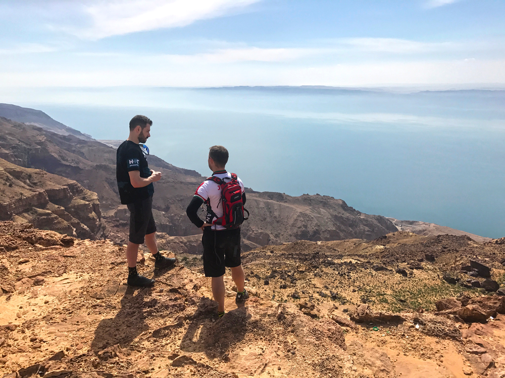 Dead Sea Overlook