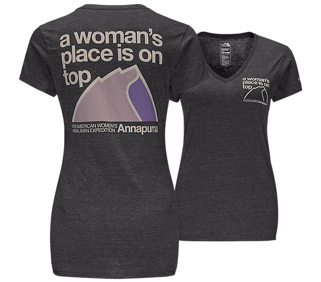Woman's Place is on Top