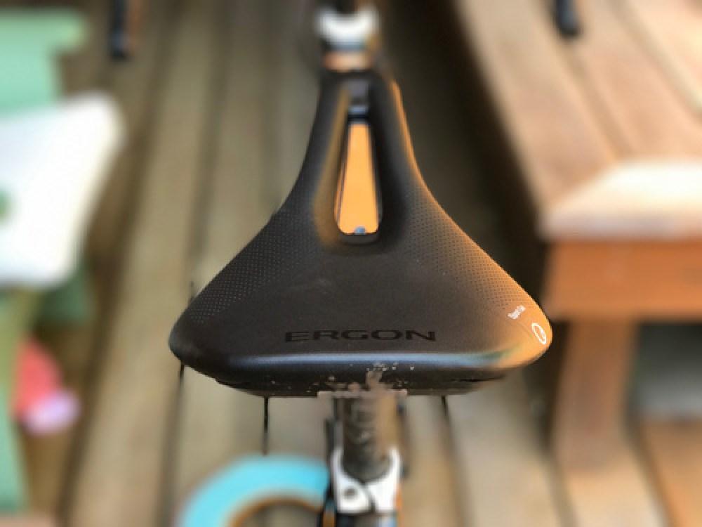 Ergon women's saddle