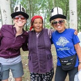Kyrgyz hats