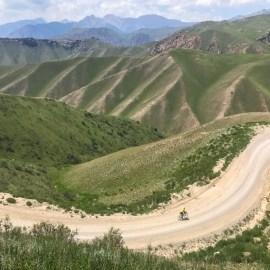 gravel descent