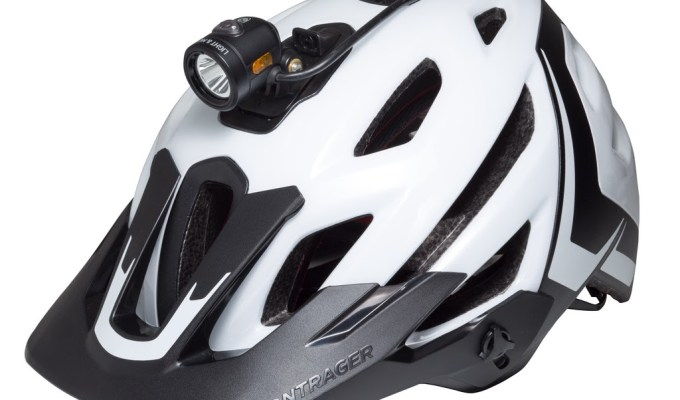 Light&Motion helmet light