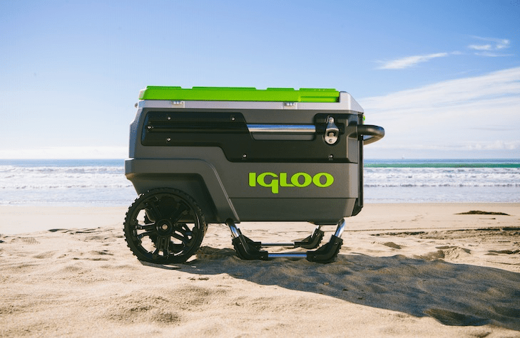 Igloo all-terrain cooler
