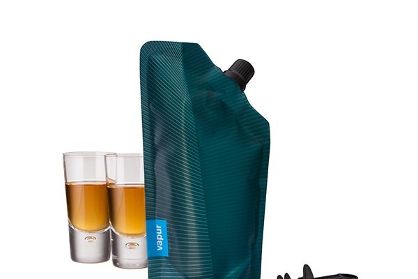 foldable flask