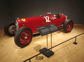 1934 Alfa Romeo Tipo B P3 | image: TGP
