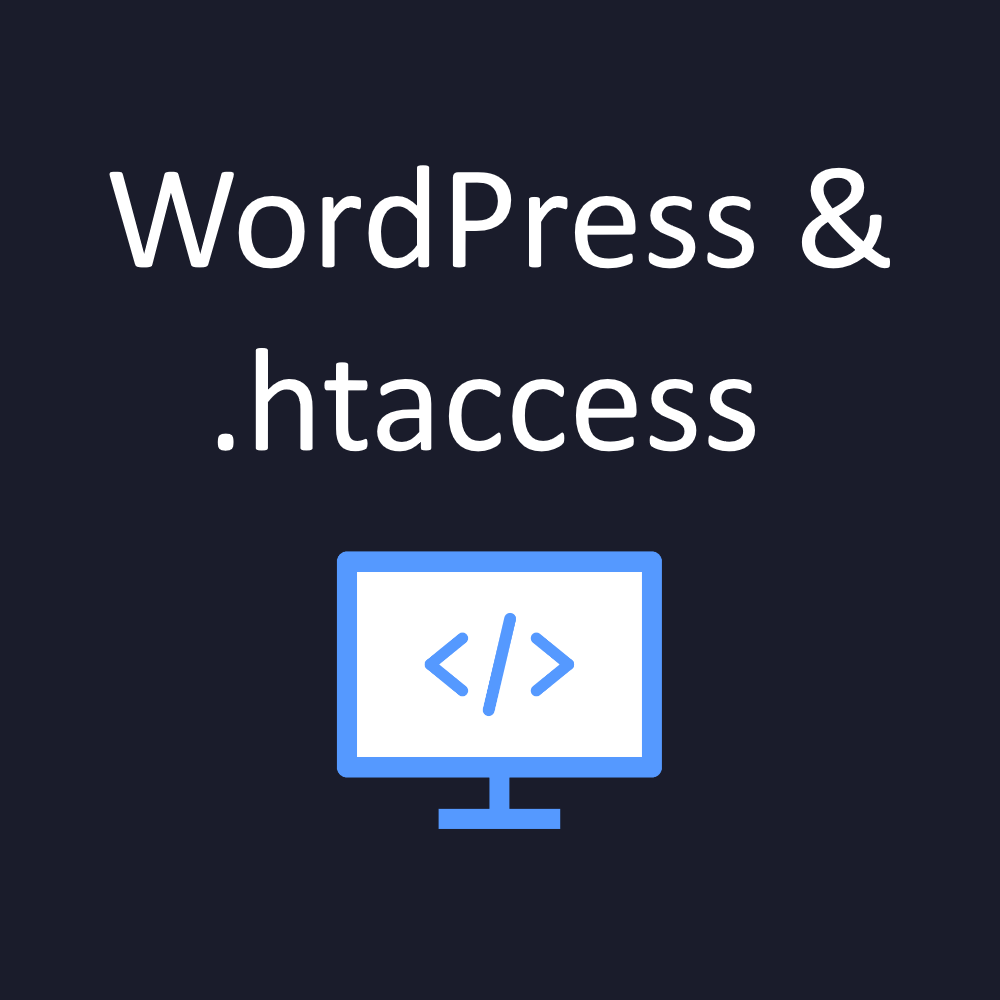 wordpress htaccess defaults and edits