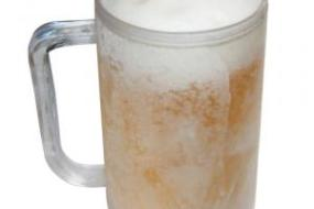 Frosted Beer Glasses Suck