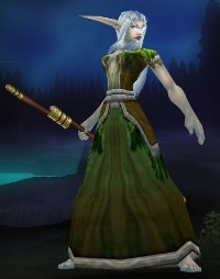 world of warcraft character