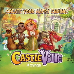 Castleville Zynga Facebook game