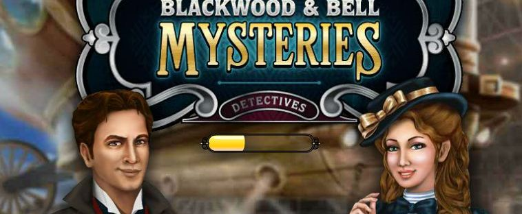 Blackwood and Bell Mysteries facebook game