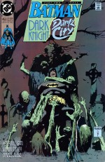 Batman 453 Dark Knight Dark City