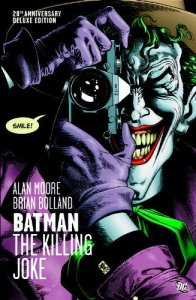 The Killing Joke batgirl cover