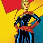 """Captain Marvel,"" issue 1, Marvel, July 2012"