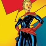 """Captain Marvel,"" issue 1, Marvel, July 2012"