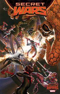 """Secret Wars,"" issue 1, Marvel, May 2015"