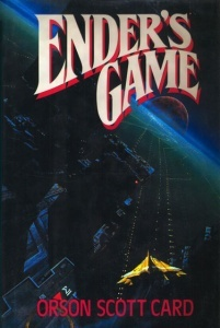 """Ender's Game,"" Orson Scott Card,"