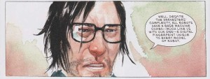 Descender issue 1 March 2015 Dr Jin Quon