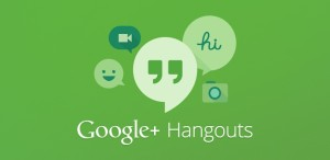 google hangout podcast episode