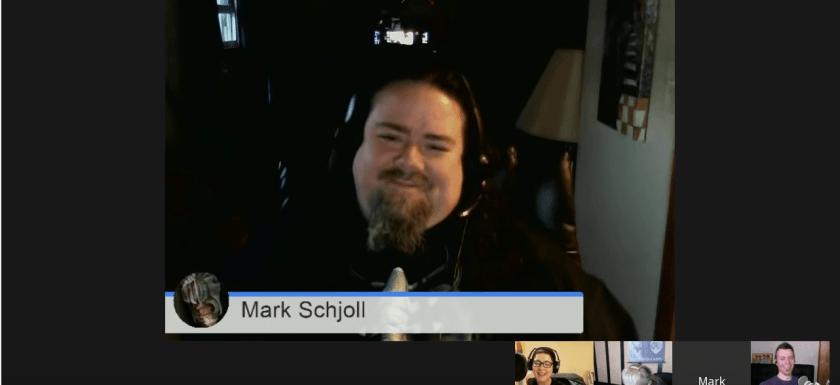 November 2015 Hangout Screenout