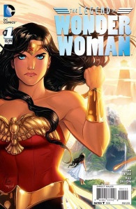 Legend of Wonder Woman Renae Del Liz cover