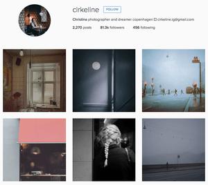 cirkeline instagram