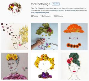 facethefoliage instagram