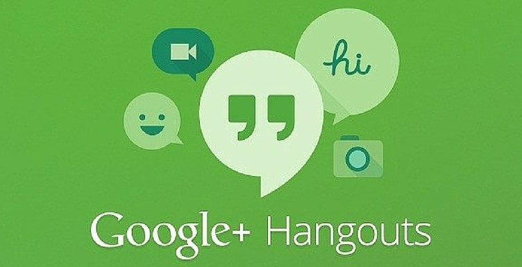 Google Hangouts logo for slider