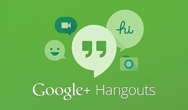 Google Hangouts logo for slider