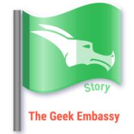 TGE Story Flag